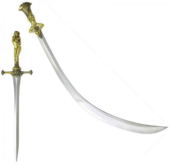 Game of Thrones: Daario's Ladies Arakh & Stilettos 1/1 Replica - Valyrian Steel