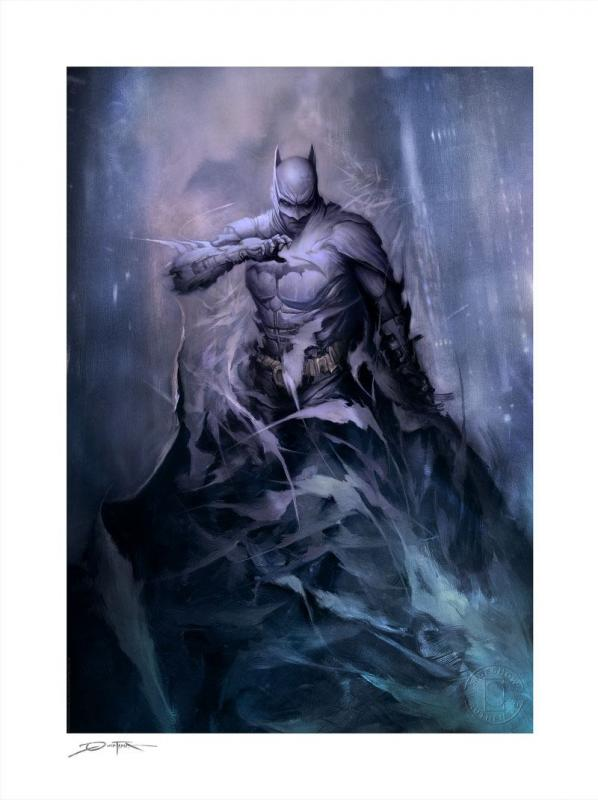 DC Comics Art Print Batman: Detective Comics #1006 46 x 61 cm - unframed