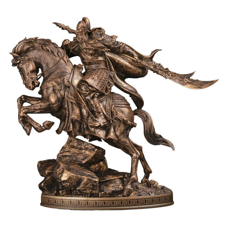 Three Kingdoms Generals: Guan Yu 1/7 Statue Bronzed Version - Infinity Studio