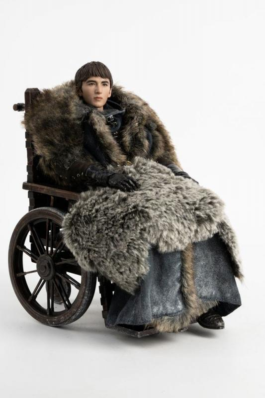 Game of Thrones:  Bran Stark - Action Figure 1/6 - ThreeZero