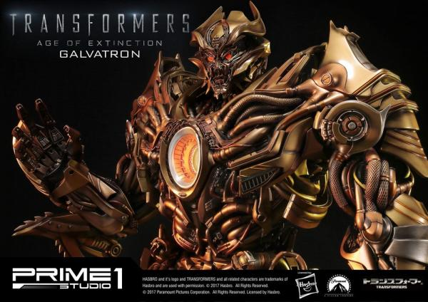 Transformers Age of Extinction: Galvatron Gold Version - Statue 77 cm - Prime 1 Studio