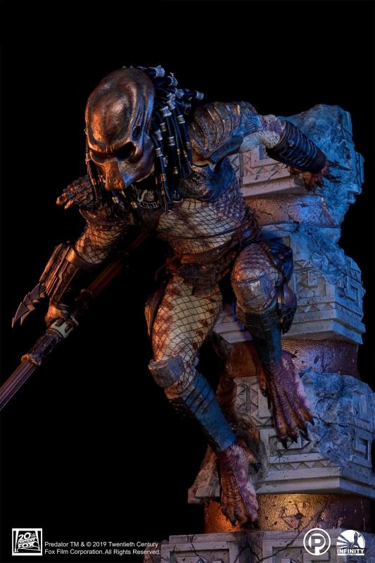 Predator 2: City Hunter Ultimate Edition - Statue 1/4 - Infinity Studio