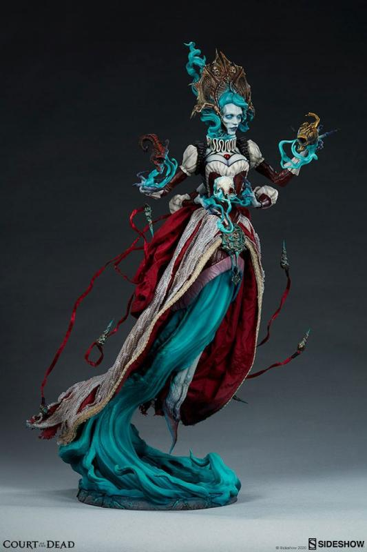 Court of the Dead Premium Format Figure Ellianastis: The Great Oracle 62 cm