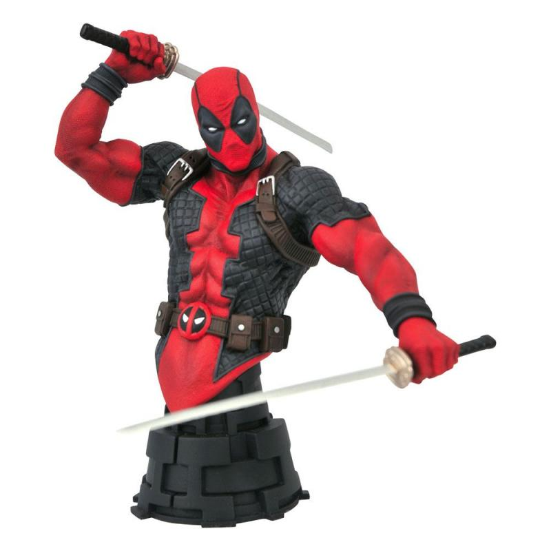 Marvel Comics: Deadpool 15 cm Bust - Diamond Select