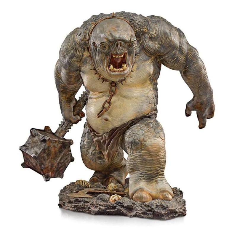 Lord Of The Rings: Cave Troll - Deluxe BDS Art Scale Statue 1/10 - Iron Studios