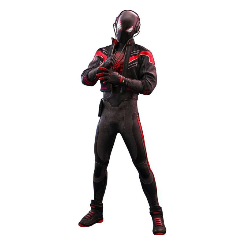 Marvel's Spider-Man: Miles Morales - Figure 1/6 - Hot Toys