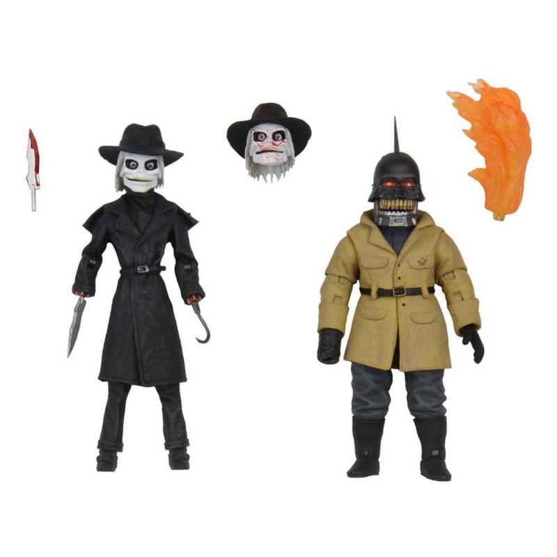 Puppet Master: Blade & Torch - Ultimate Action Figure 2-Pack 11 cm - Neca