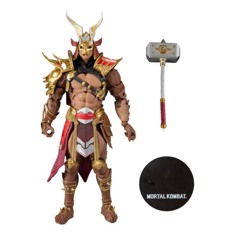 Mortal Kombat Action Figure Shao Khan 18 cm