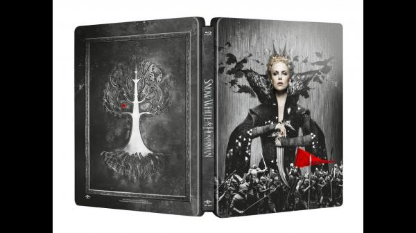Snowhite nad the Huntsman Blue-ray Steelbook