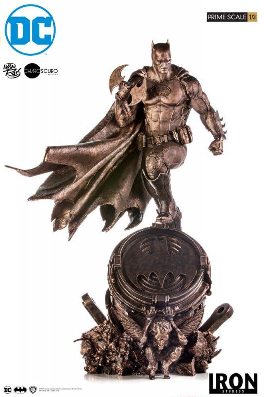DC Comics: Batman Bronze Edition - Prime Scale Statue 1/3 - Iron Studios