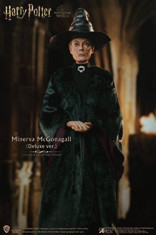 Harry Potter My Favourite Movie Action Figure 1/6 Minerva McGonagall Deluxe Ver. 29 cm