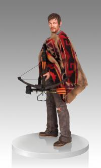 The Walking Dead Statue 1/4 Daryl Dixon 46 cm
