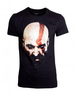 God Of War T-Shirt Kratos Face