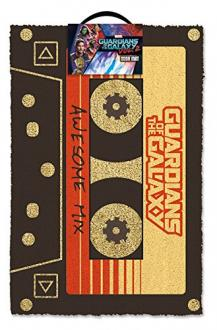 Guardians of the Galaxy Vol. 2 Doormat Awesome Mix 40 x 60 cm
