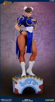 Street Fighter Statue 1/3 Chun Li Exclusive 73 cm
