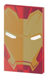 Marvel Comics Power Bank 4000 mAh Iron Man