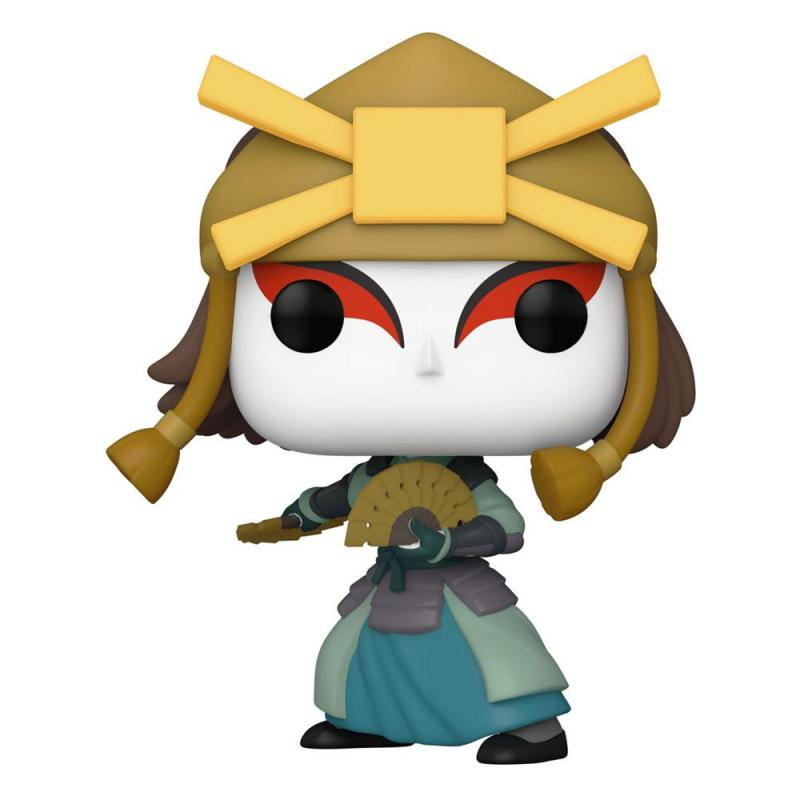Avatar The Last Airbender: Suki 9 cm POP! Animation Vinyl Figure - Funko
