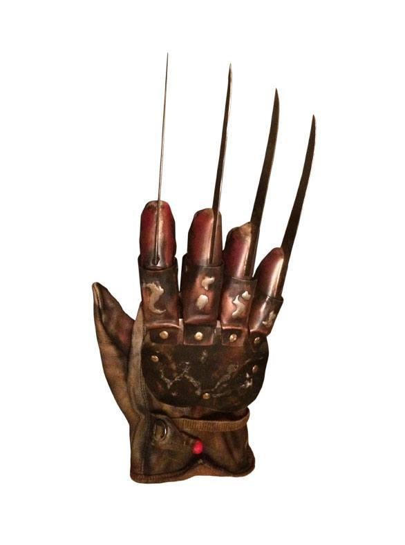 A Nightmare on Elm Street 4: The Dream Master Replica 1/1 Freddy's Glove