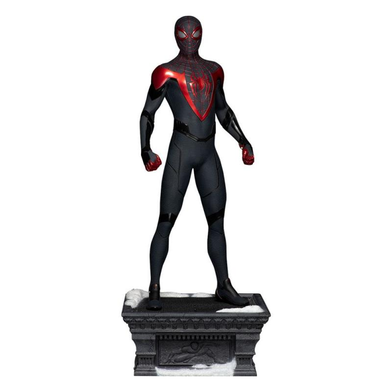 Marvel's Spider-Man: Miles Morales - Statue 1/3 - Pop Culture Shock