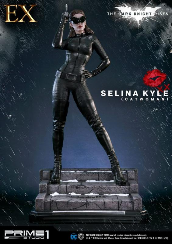 The Dark Knight Rises: Catwoman Exclusive (Selina Kyle) - Statue 1/3 - Prime 1 Studio