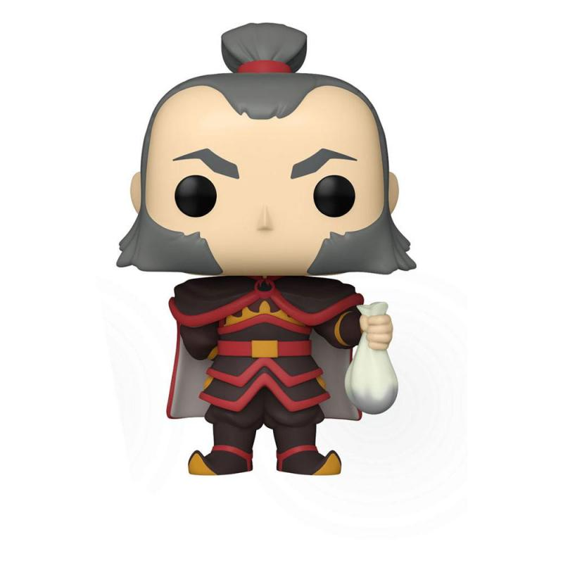 Avatar The Last Airbender: Admiral Zhao 9 cm POP! Animation Vinyl Figure - Funko