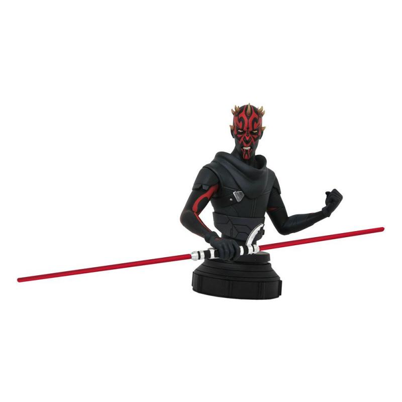 Star Wars Rebels: Darth Maul 1/7 Bust - Gentle Giant