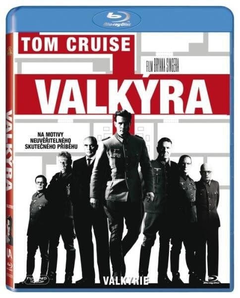 Valkýra Blue-ray