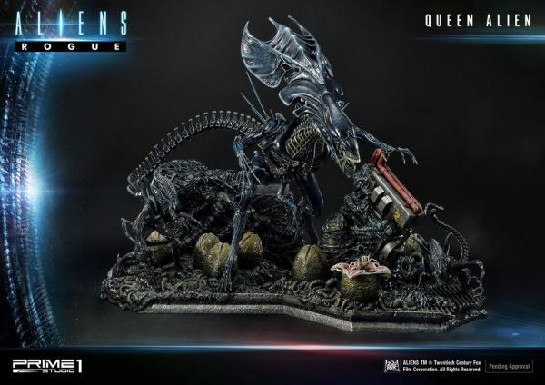 Aliens: Queen Alien Battle Diorama - Premium Masterline Series Statue 71 cm - Prime 1