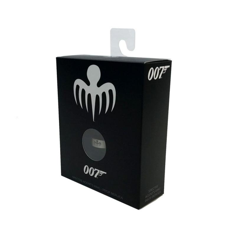 James Bond Replica 1/1 The Ring of SPECTRE Agent