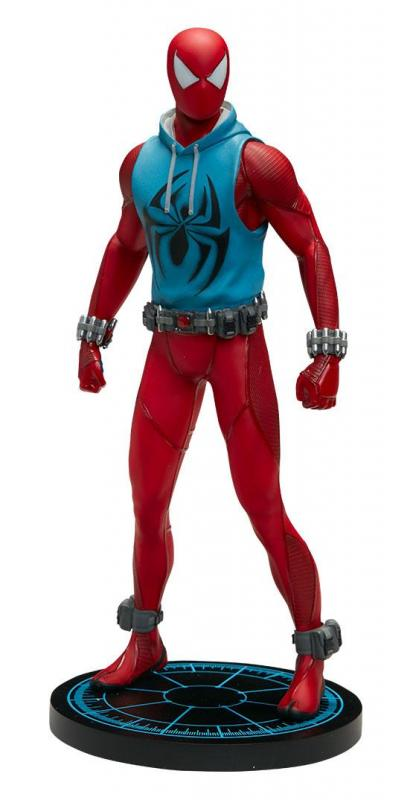 Marvel's Spider-Man: Scarlet Spider Statue - Statue 1/10 - Pop Culture Shock