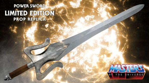 Masters of the Universe: He-Man's Power Sword 1/1 Replica - Factory Entertainment