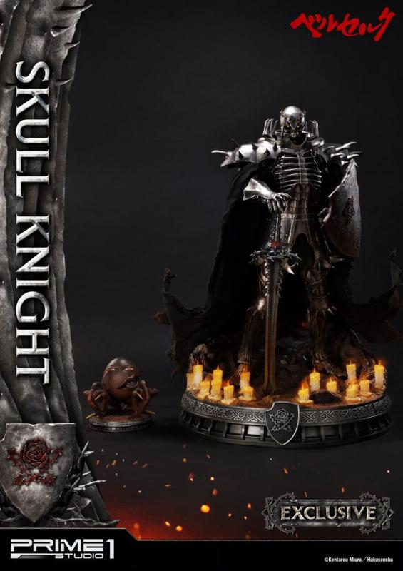 Berserk: Skull Knight & Skull Knight - Statue Exclusive 74 cm Assortment - Prime 1 Studio