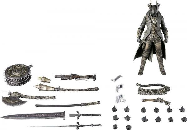 Bloodborne: Hunter 15 cm Action Figure The Old Hunters Edition - Max Factory