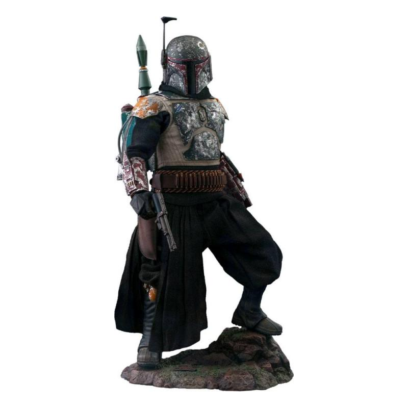Star Wars The Mandalorian: Boba Fett 1/6 Action Figure - Hot Toys