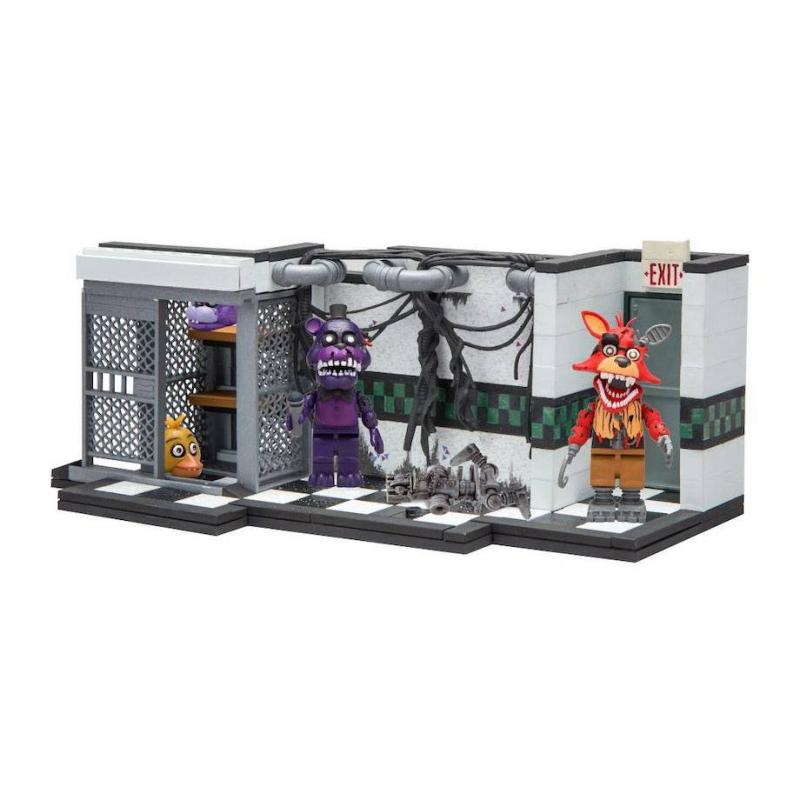 Five Nights at Freddy's Medium Construction Set Parts & Service - McFarlane Toys