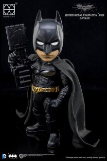The Dark Knight Rises Hybrid Metal Action Figure Batman
