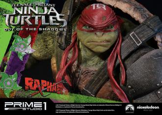 Ninja Turtles Out of the Shadows 1/4 Statue Raphael