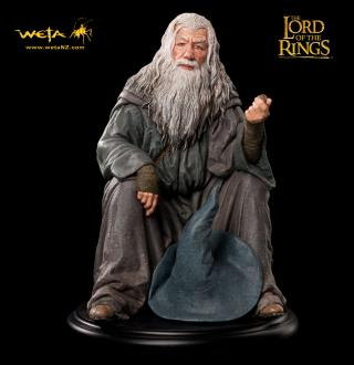 Lord of the Rings: Gandalf - Statue 15 cm - Weta