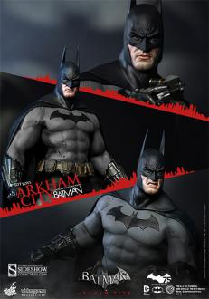 Batman Sixth Scale Figure by Hot Toys Akham City