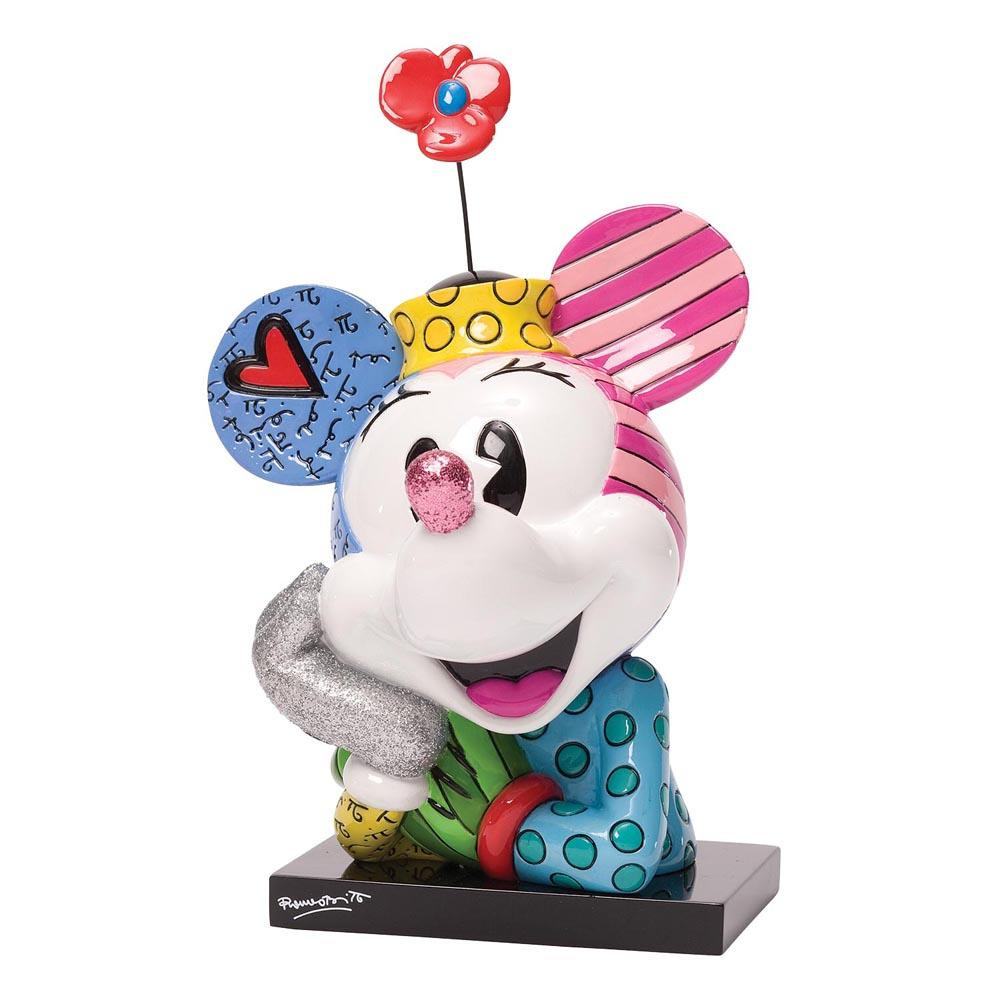 Britto Minnie Mouse Bust 18,5 cm