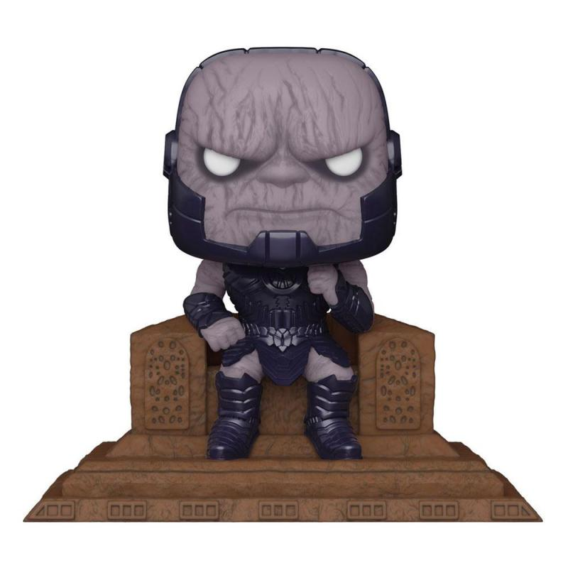 Zack Snyder's Justice League: Darkseid on Throne 9 cm POP! Vinyl Figure - Funko