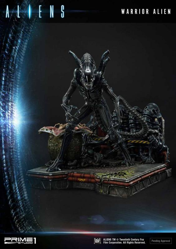 Aliens: Warrior Alien - Premium Masterline Series Statue 67 cm - Prime 1 Studio