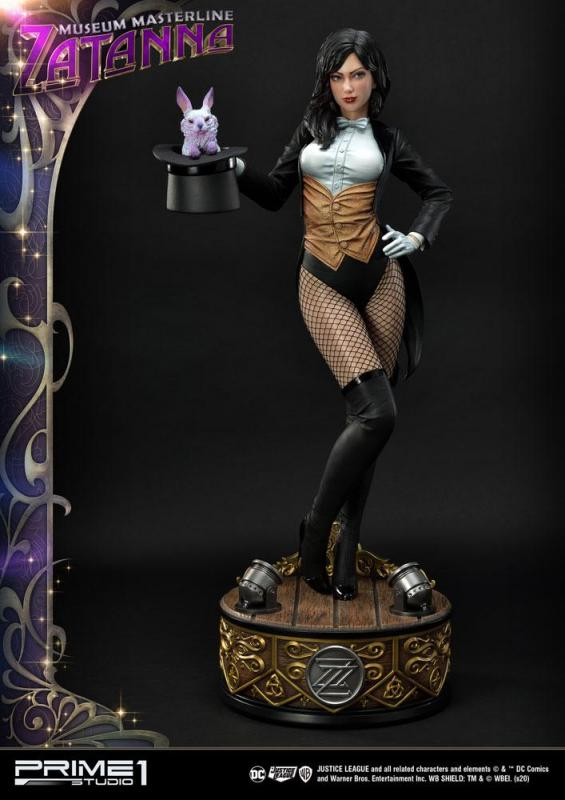Justice League Dark: Zatanna - Statue 1/3 - Prime 1 Studio