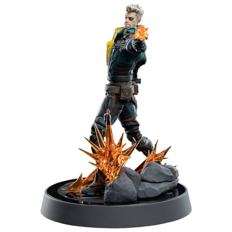 Borderlands 3: Zane - Figures of Fandom PVC Statue 22 cm - Weta