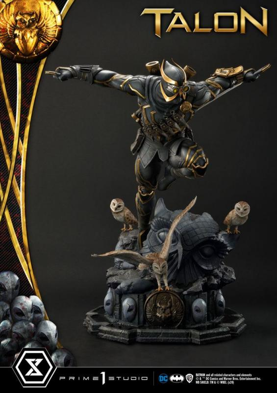 DC Comics Court of Owls Statues Talon Regular & Talon Exclusive Bonus Version 82 cm