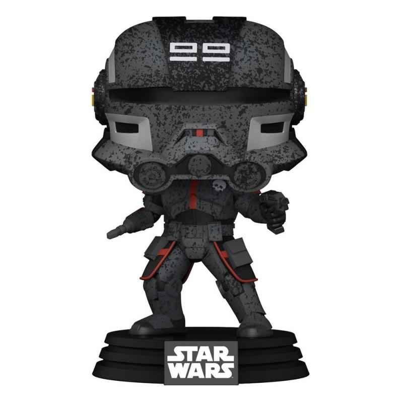 Star Wars The Bad Batch: Echo 9 cm POP! TV Vinyl Figure - Funko