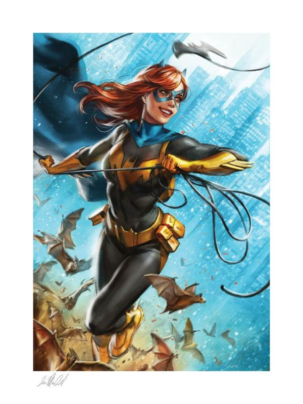 DC Comics: Batgirl The Last Joke 46 x 61 cm Art Print - Sideshow Collectibles
