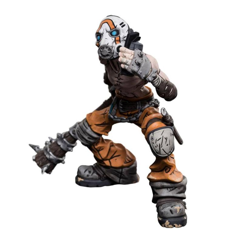 Borderlands 3: Psycho Bandit - Mini Epics Vinyl Figure - Weta