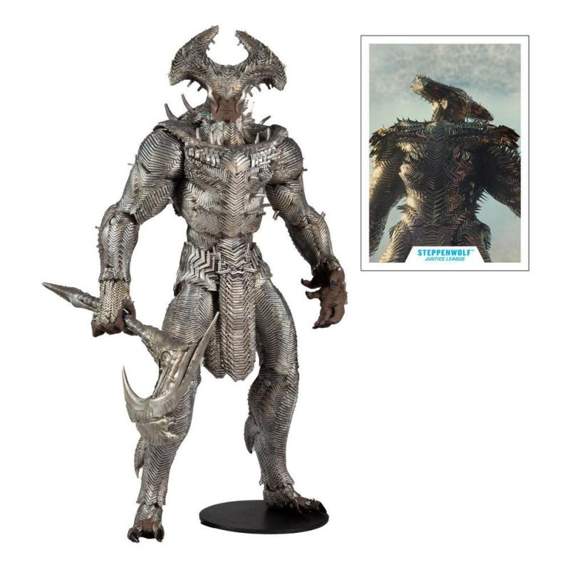 DC Justice League: Steppenwolf 30 cm Movie Action Figure - McFarlane Toys