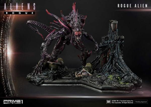 Aliens: Rogue Alien Battle Diorama - Premium Masterline Series Statue 66 cm - Prime 1